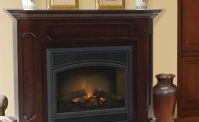 Allura-Fire Electric Fireplace -36 | Fireplace Grills and More