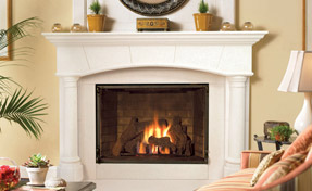 Gas DV - HNG 8000 | Fireplace Grills and More