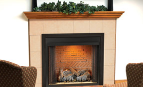 Empire Breckenridge Fireplace | Fireplace Grills and More