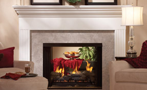 Empire Breckenridge CThru | Fireplace Grills and More
