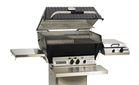Broilmasters Cart Grill | Fireplace Grills and More