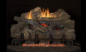 FMI Smokey Oak | Fireplace Grills and More