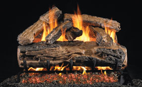Ripped Split Oak | Fireplace Grills and More