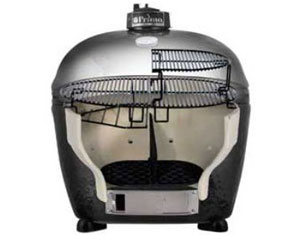 Primo Grills Inside | Fireplace Grills and More